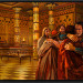 Jozef  omhelst Benjamin
